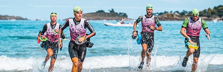 Participez à la nouvelle épreuve du Triathlon Dinard Côte d'Emeraude - Lepape le dimanche 12 septembre 2021 à partir de 13:00.